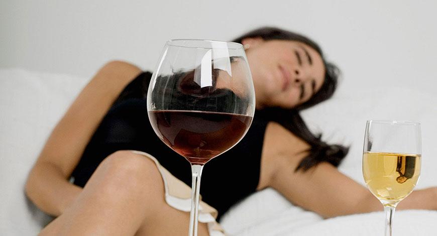 Защита печени от алкогольного отравления