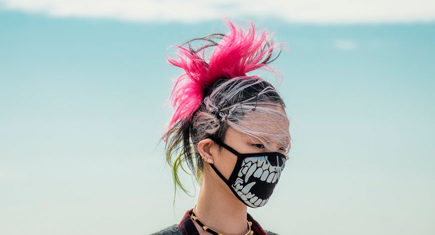 Защитные маски от коронавируса